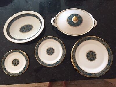 Royal Doulton Carlyle dinner service