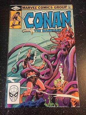 Conan The Barbarian#136 Incredible Condition 9.2(1982) Dratha Appearence!!