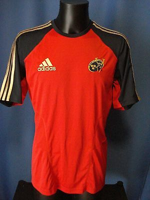 Munster Rugby Union Shirt size L Large Adidas