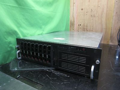 4- CORE AMD SERVER - 2x AMD Opteron DV 270 @ 2.0Ghz 4GB RAM (8x SAS bays) ~