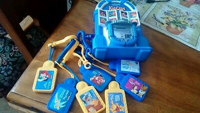 Disney Tunes Kids Clips,Jukebox With seven clips.