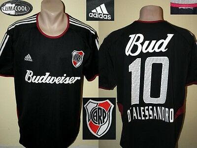 Jersey Trikot Maglia Shirt Camiseta RIVER PLATE 2003/2004 Away #10 D'Alessandro