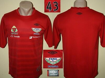 Jersey Camiseta Trikot Shirt FANA IL BERGEN Umbro #43 Practice Training  Norway