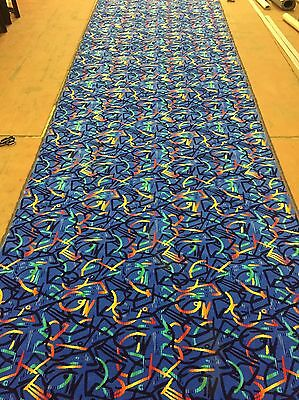 Plaxton Coach Seat Moquette Holdsworth Fabric For Bus Seats Vanhool