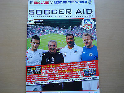 England V Rest Of The World May 2006 @ Old Trafford