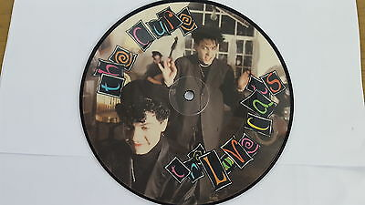 "The Cure - The Love Cats - UK 7"" Picture Disc Vinyl Single FICSP19 NM 1983"