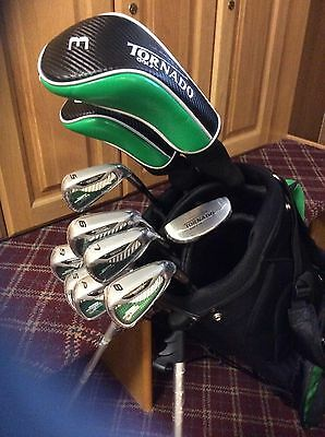 Golf Starter Sets,beginners golf clubs, Adult  Right Handed Set From Tornado
