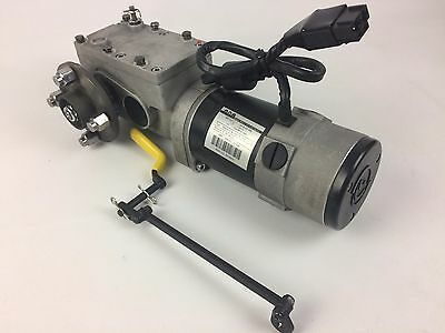 AMY SYSTEMS Power Wheelchair Motor RH RIGHT Gearbox RC Lawnmower Robotics