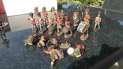 Lineol/estolin Soldier Figures X18