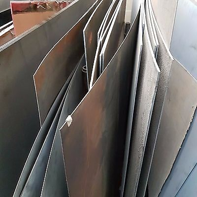 Steel plate Approx 5mm thick  2.4x1.2  $100 a sheet