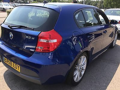 58 Reg Bmw 120D M-Sport Fabulous Looking, 1/2 Leather Climate, Alloys, Cruise