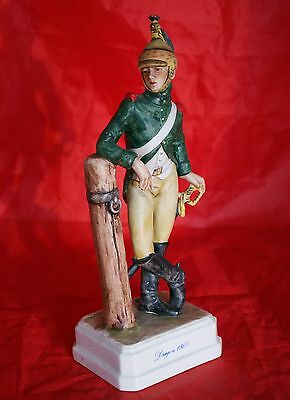 Goebel Bochmann Dragon 1805 LF10 French Soldier Figure1968