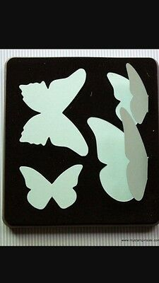 Sizzix stampin up Beautiful Butterflies Die Cutter  (retired)