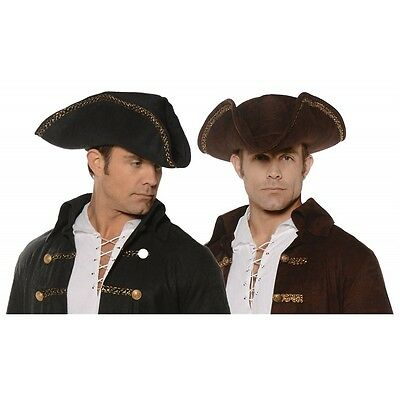 Pirate Hat Costume Accessory Adult Halloween