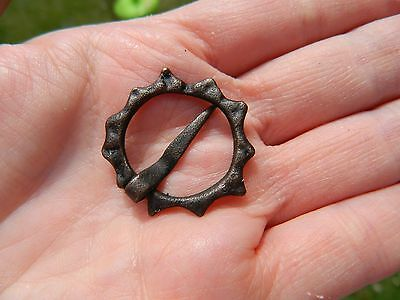 post medieval buckle metal detecting detector