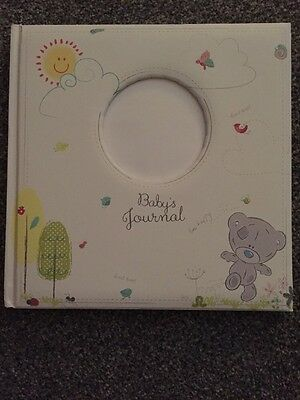 Tatty Teddy Baby Journal