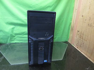 Dell T110  Tower Server - Intel Core-i3540  @ 3.06GHz  4GB DDr3 (No HDDs 3.5) ~