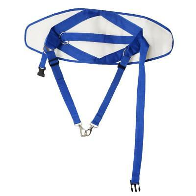 Stand Up Back Harness Fighting Belt Waist Gimbal Tombage de pêche réglable