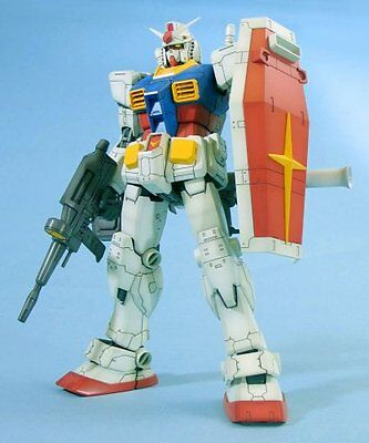 Bandai RX-78-2 GUNDAM O.Y.W. Animation Color, 1/100 Master Grade Action Figure