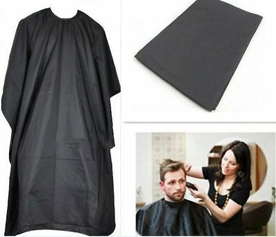 Adults Hair Deluxe Hairdressing Salon Cape Barbers Gown Cover Cloths Protector