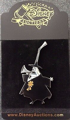Disney Auctions P.I.N.S. NBC Nightmare Before Christmas Mayor LE 250 Pin  NEW