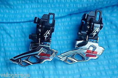 NEW Shimano XT FD-M786 Front Derailleur 2x10 Direct Mount Dual Pull MTB