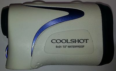 Coolshot Nikon 6x21 7.5º Waterproof Laser Golf