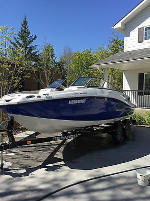 Like new Sea Doo Challenger 210 S Jet Boat