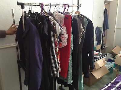 New And Used Clothing Very Large Job Lot/car Boot