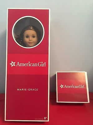 American Girl Doll Marie Grace Retired NIB W/ Accessories