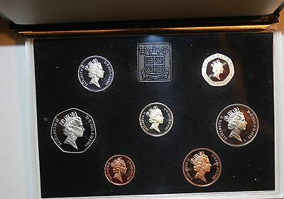 Royal Mint UK PROOF Coin Collection 1985.  # UK198501