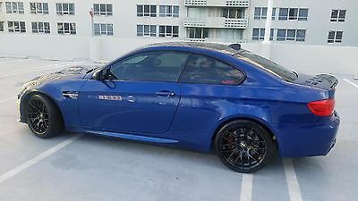 2011 BMW M3 Coupe 2011  LOW RESERVE  BMW M3 E92 Manual M-Performance exhaust! STOCK