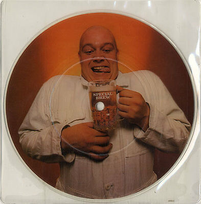 "Bad Manners Special Brew 7"" vinyl picture disc single UK MAGP180 MAGNET 1980"