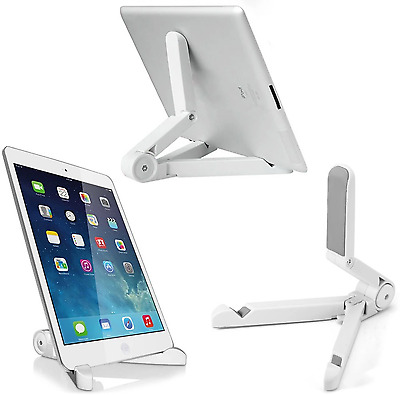 Universal Foldable Tablet Mobile smart Phone iPad Galaxy note desk stand holder
