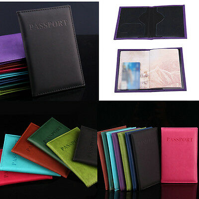 useful Feather Travel ID Card Organizer Passport Holder Case Cover Protector one