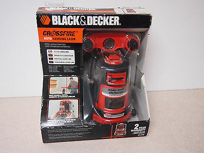 Black & Decker Japan-BDL310S Projected Crossfire Auto Level Laser F/S