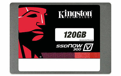 """120GB V300 SSD 2.5"""" Internal Solid State Drive - SV300S37A/120G 1TB For Kingston"""