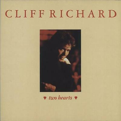 "Cliff Richard Two Hearts UK 12"" vinyl single record (Maxi) 12EMG42 EMI 1988"