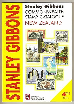 Stanley Gibbons New Zealand Stamp Catalogue 4th Edition
