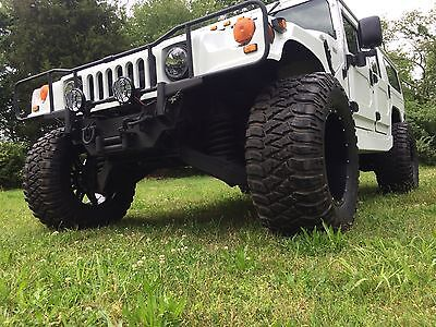 1996 Hummer H1  Hummer H1 Turbo Diesel.. Mint Condition
