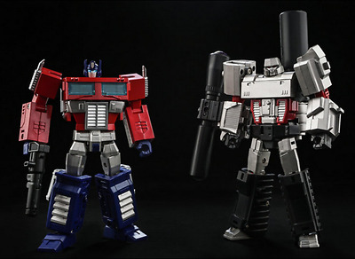 Transformers Generation Toy GT-05 Leaders Set Optimus Prime Earthquake