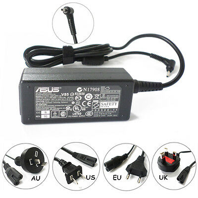 Original Power Supply Cord for ASUS Mini Eee PC 19V 2.1A AC Adapter 2.5x0.7mm