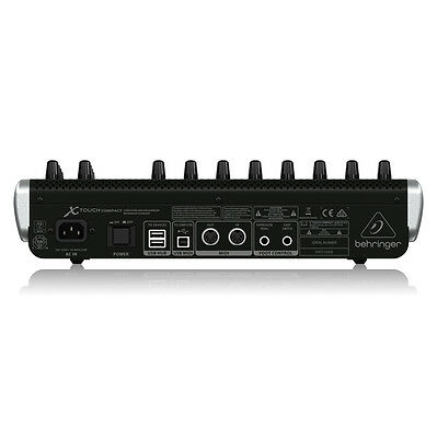 Behringer X-Touch Compact USB Midi Interface & 9 Motor Faders