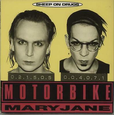 "Sheep On Drugs Motorbike UK 12"" vinyl single record (Maxi) TRAN05T TRANSGLOBAL"