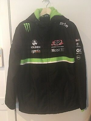 Holden Racing Team HRT V8 Supercars Size S Jacket - Official Merchandise