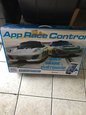 Scalextric Arc One App Race Control, Full Set Excellent Condition