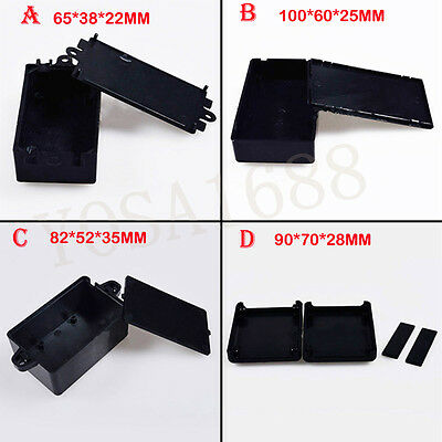 Project Electronic Instrument Case Enclosure Box Plastic Waterproof Cover