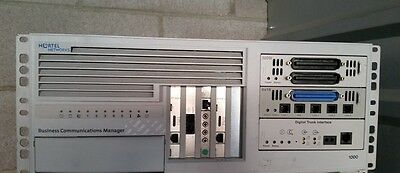 Nortel Networks Business Communications Manager 1000 With 32Dsi+4X16 Trunk