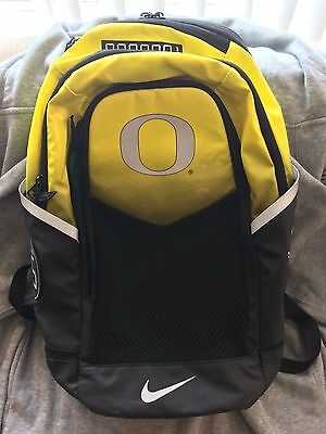 Oregon Ducks Team Issued Nike Backpack