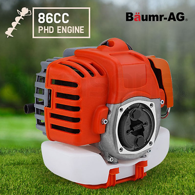 86CC Petrol Two-Stroke Commercial Earth Auger Borer Engine for Post Hole Digger